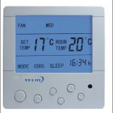 LCD Digital Fan Coil  Thermostat