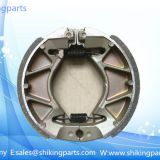 YAMAHA brake shoes,weightness of 310g,good quality brake shoes