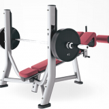 CM-0627 Decline Bench Press Exercise Equipment In Gyms