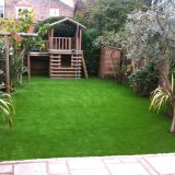 Green Turf for Garden Landscape Synthetic Grass Artificial grass roll