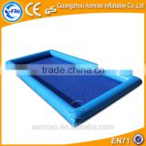 Water game equipment blue swimming pool, inflatable pool rental                                                                         Quality Choice                                                     Most Popular