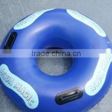 Magic inflatable swimming pool swim ring inflatable aqua donut