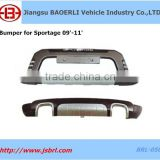 Car accessories front and rear bumper guard for Sportage 2009