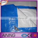 Manufacturer of PE Tarpaulin for Boat Cover Car Cover and Tent with Reinforced Corner