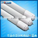 Instant-on light,Good price hot sale aluminate t8 led glass tube for Supermarkets and department stores hot jizz tube