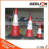 UK High quality soft flexible safety plastic traffic cone