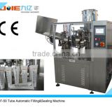 soft tube automatic whipping cream filling machine JEF-60                                                                         Quality Choice                                                     Most Popular