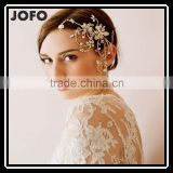 New 2015 Hair Jewelry Wedding Bridal Hair Accessories Hair Sticks Rhinestone Flower Hairpins