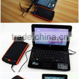 Newest solar laptop large capacity power bank XH-LP                                                                         Quality Choice