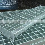 galvanized outdoor steel stair, metal stairs, galvanized steel stairs
