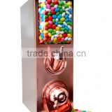 Best Selling High Quality Granular Food Dispenser, Candy Sweet Chocolate Dispenser With Scoop, Bulk Dry Food Dispensers, KBN70