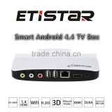 high-end gaming android 4.2.2 smart tv box	Miracast Airplay WiFi Smart Media Player                                                                         Quality Choice