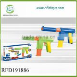 Wholesale soft bullet gun safe kids toy gun with bullet soft bullet gun toy