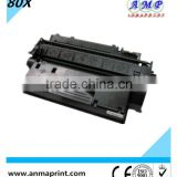 Factory sale Toner Printer Cartridge Supplier CF280X Laser Printer Cartridge for HP Printers bulk buy from china