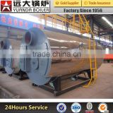 17 ton per hour diesel oil boiler price