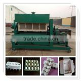 12 months Warranty New paper pulp egg tray production line equipped with metal drying line