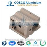 aluminium components and structures for auto parts
