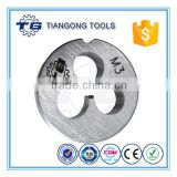 TG HSS Round Hole Wire Drawing Dies