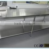 stainless steel lab custom made furniture with beautiful design used widely in chemistry and physics lab