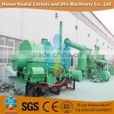 2015 Huatai Hot Sale Waste Tire Shredder Recycling Pyrolysis Plant