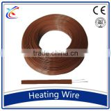 PVC Insulation Nichrome heating element wire