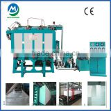 Air cooling eps block molding machine mini