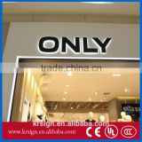 High Quality LED Signage,Backlight,Backlit sign outdoor, Backlit led sign,Stainless steel or Painted Sheet Metal                                                                         Quality Choice