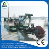 2100pro-Enviromental Hydraulic System Cutter Suction Dredger for Sale