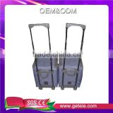 Trolley Rolling Wheels Insulated Cooler Bags