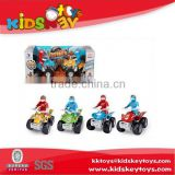 2015 hot sell mini car toys mini small friction motorcycle toy