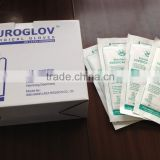 UAE Medical Show stock latex gloves