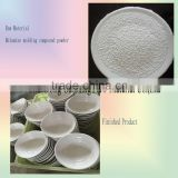 to make cute Fish Shape Melamine Bowl Melamine Dinnerware using guheng melamine moulding compound powder