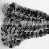 Real Fur Long Stole