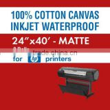 Premier art water resistant canvas inkjet 350g/m2
