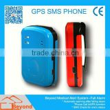 Beyond Emergency Aid Home&Yard Senior Care Alarm with GSM SMS GPS Safety Features