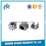 china professional machinery supplier stainless steel 304/316/303 print sewing machine parts