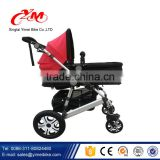 Big air wheels baby jogger stroller / 360 degree wheels baby carriage 3 in 1 / junior baby stroller with carriage price
