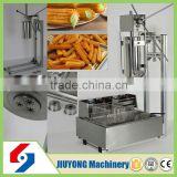 Fully automatic and high capacity Electric Spainish Churro Making Machine With Fryer                                                                         Quality Choice