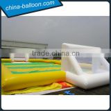 durable inflatable football court,giant inflatable soccer court,exciting inflatable sports ground