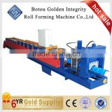 Galvanized Ridge Roofing Sheet/Cap Gutter Roll Forming Machine