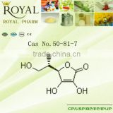 Vitamin C; L-ascorbic acid Cas No.50-81-7