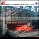 High temperature gas forge furnace,steel forging furnace