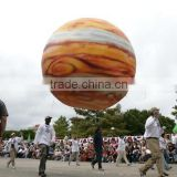 15ft diameter giant Inflatable Jupiter balloon helium Inflatable planet balloon ball