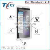 Hot selling 9H Hardness 0.15/0.2/0.26/0.33/0.44mm Anti Explosion Tempered Glass Screen Protector for Blackberry Z10