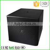 Stage sound speaker High Quality Sub Bass Speaker KP618S