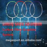 Top Custom Carbon Woven Badminton Racket