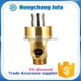 China supplier 50A fluid coupling water swivel connector rotating joint