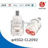 45MM high flow faucet cartridge 45G2-CL2092-4