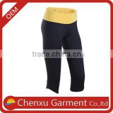 92 polyester 8 spandex leggings yoga pants wholesale sports wear women