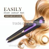 Rechargeable mini hair straightener Wireless USB Hair Iron,good price,float plater, fashion design